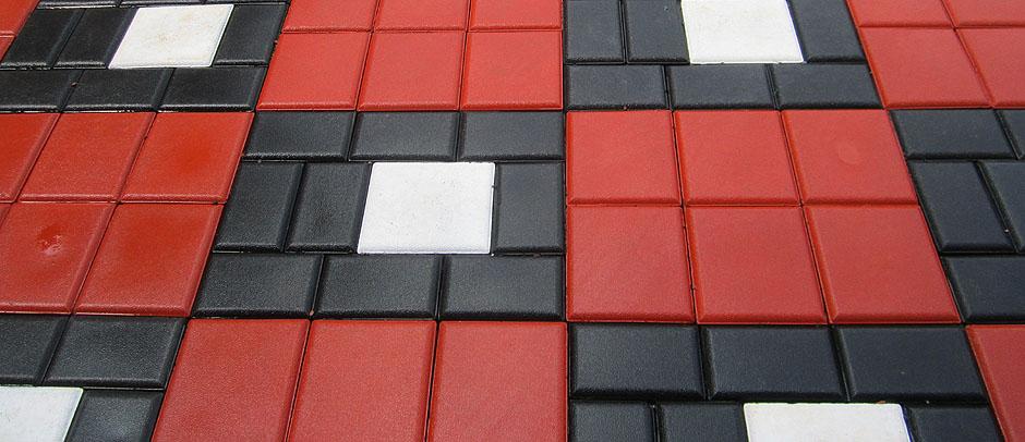 Gallery for Exterior floor tiles design kerala